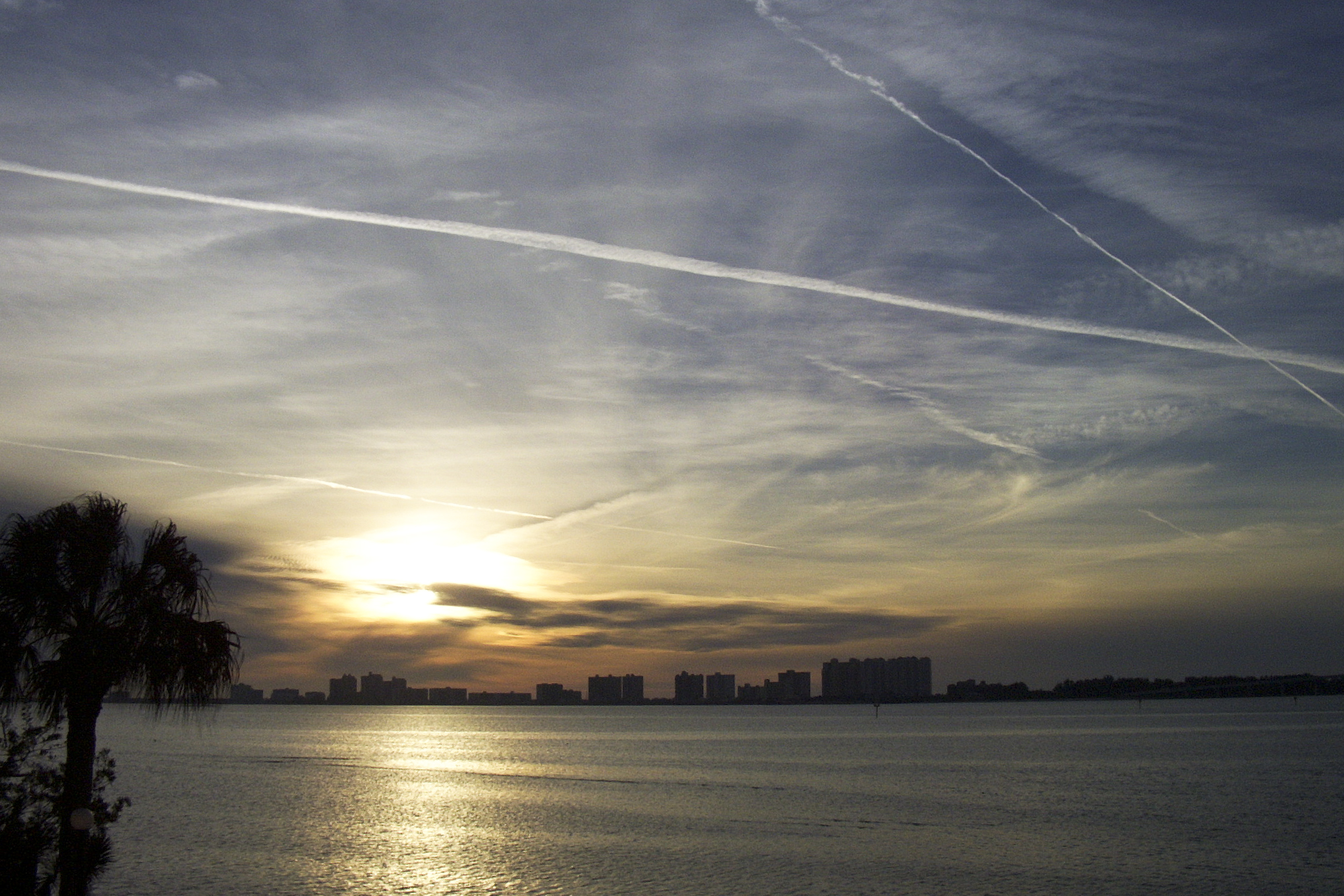 Gulf Coast Chem Trails